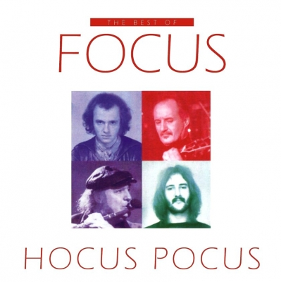 Focus ‎– Hocus Pocus - The Best Of Focus (2xLP)