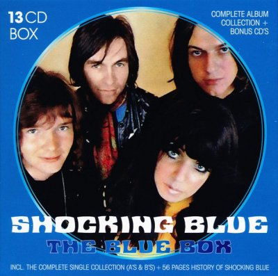 Shocking Blue ‎– The Blue Box (13xCD, Deluxe Edition)