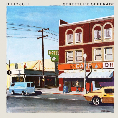 Billy Joel ‎– Streetlife Serenade