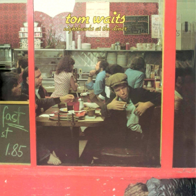 Tom Waits ‎– Nighthawks At The Diner (2xLP)