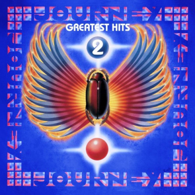 Journey ‎– Greatest Hits Vol. 2 (2xLP)