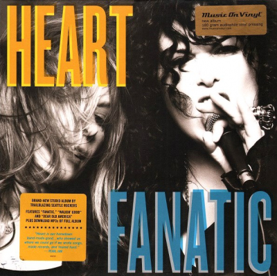 Heart ‎– Fanatic