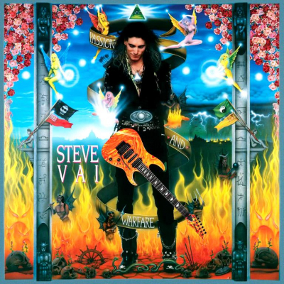Steve Vai ‎– Passion And Warfare
