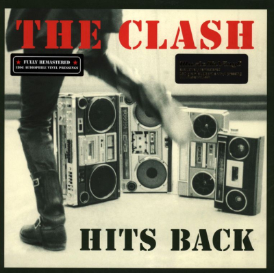 The Clash ‎– Hits Back (3xLP)