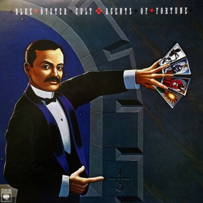 Blue Oyster Cult ‎– Agents Of Fortune