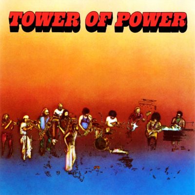 Tower Of Power ‎– Tower Of Power