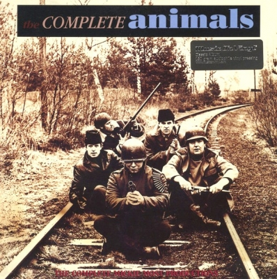 The Animals ‎– The Complete Animals (3xLP)