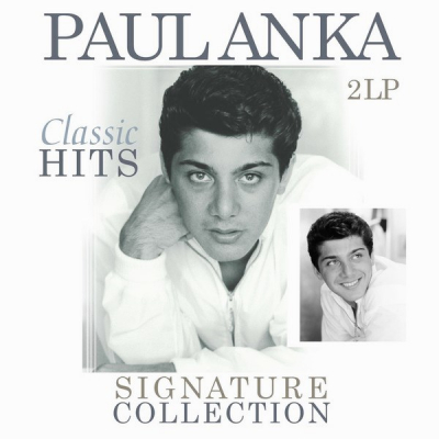 Paul Anka ‎– Signature Collection - Classic Hits (2xLP)