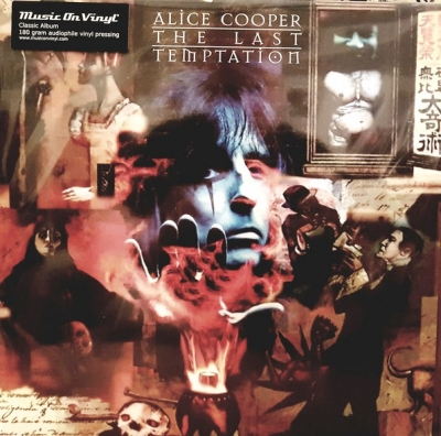 Alice Cooper – The Last Temptation