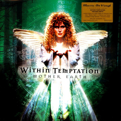 Within Temptation ‎– Mother Earth (2xLP, Limited Edition, Numbered, Green Marbled, 180g)