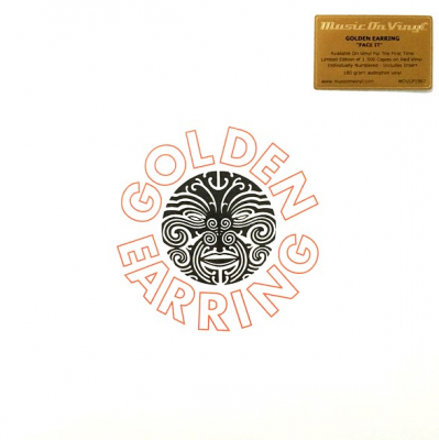 Golden Earring ‎– Face It (, Limited Edition, Numbered, Red)