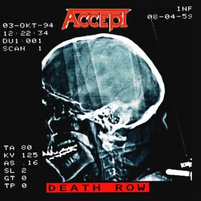Accept ‎– Death Row (2xLP)