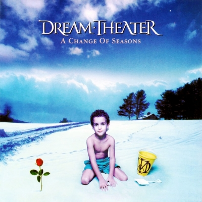 Dream Theater ‎– A Change Of Seasons (2xLP)