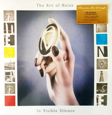 The Art Of Noise ‎– In Visible Silence (2xLP)