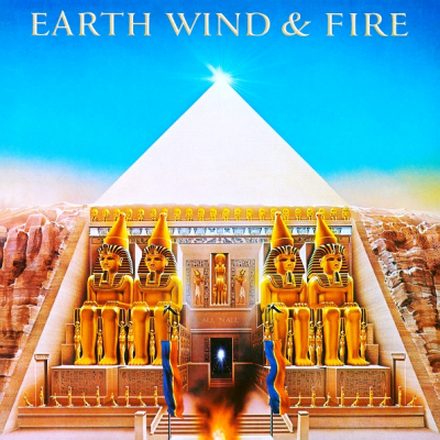 Earth, Wind & Fire ‎– All 'N All