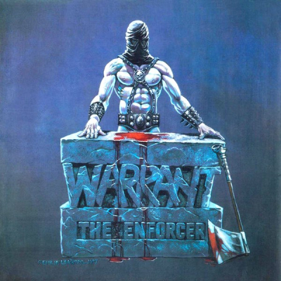 Warrant ‎– The Enforcer