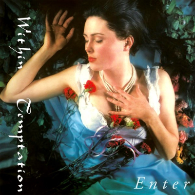 Within Temptation ‎– Enter (Limited Edition, Numbered, Reissue, Green Transparent, Solid White & Black)