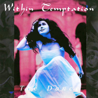 Within Temptation ‎– The Dance (Limited Edition, Numbered, Reissue, Red Transparent)