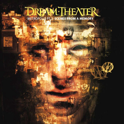 Dream Theater ‎– Metropolis Pt. 2: Scenes From A Memory (2xLP)