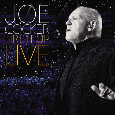 Joe Cocker ‎– Fire It Up Live (3xLP, Limited Edition, Flaming Vinyl)