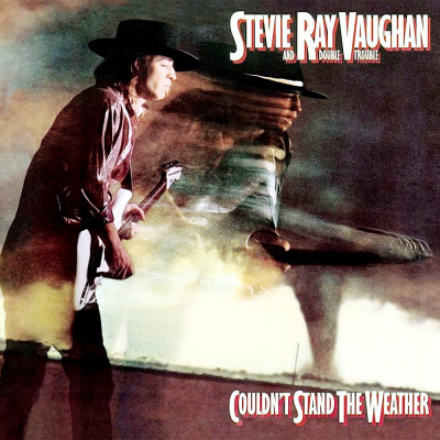 Stevie Ray Vaughan & Double Trouble ‎– Couldn't Stand The Weather (2xLP)
