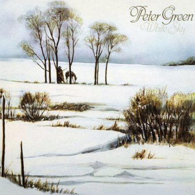 Peter Green ‎– White Sky (Limited Edition, Numbered, White Vinyl)