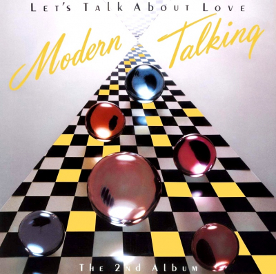 Modern Talking – Let's Talk About Love - The 2nd Album (Music On Vinyl)