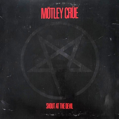 Motley Crue ‎– Shout At The Devil (Limited Edition, Colored)
