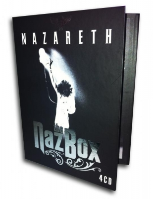 Nazareth ‎– The Naz Box (4xCD)