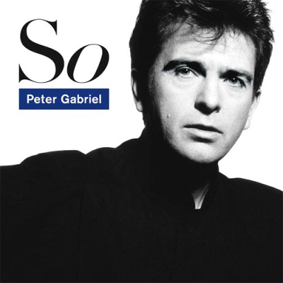 Peter Gabriel ‎– So (25Th Anniversary Edition)