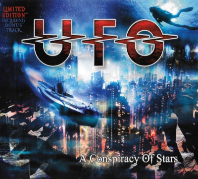 UFO ‎– A Conspiracy Of Stars