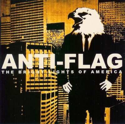 Anti-Flag ‎– The Bright Lights Of America
