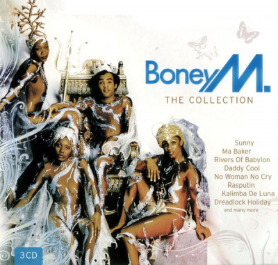 Boney M. ‎– The Collection (3xCD)