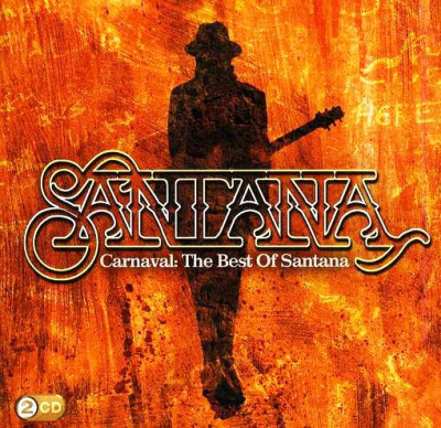 Santana ‎– Carnaval: The Best Of Santana (2xCD)