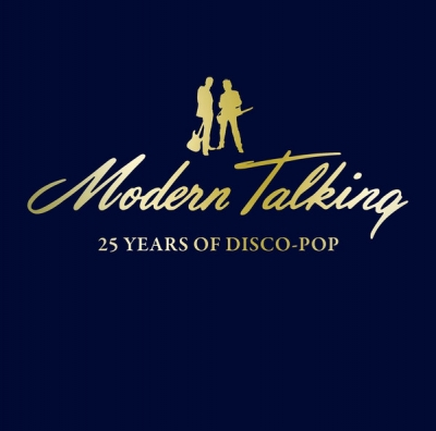 Modern Talking ‎– 25 Years Of Disco-Pop (2xCD)