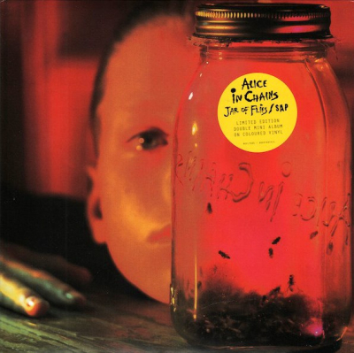 Alice In Chains ‎– Jar Of Flies / SAP (2xLP)