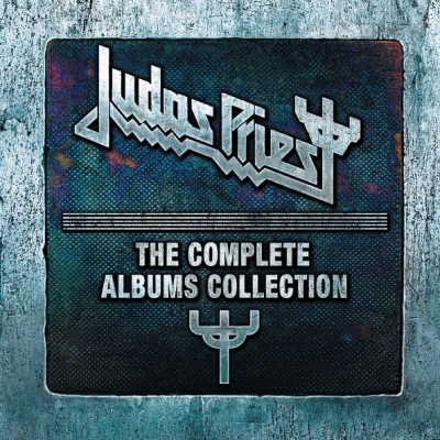 Judas Priest ‎– The Complete Albums Collection (19xCD, Box Set)
