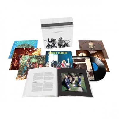 Creedence Clearwater Revival ‎– The Studio Albums Collection (7xLP)