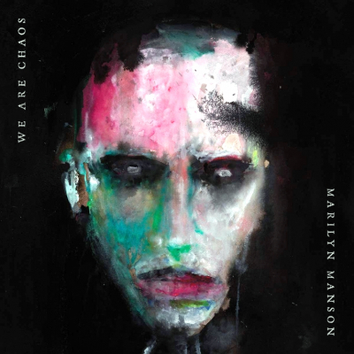 Marilyn Manson ‎– We Are Chaos (Limited Edition, White)