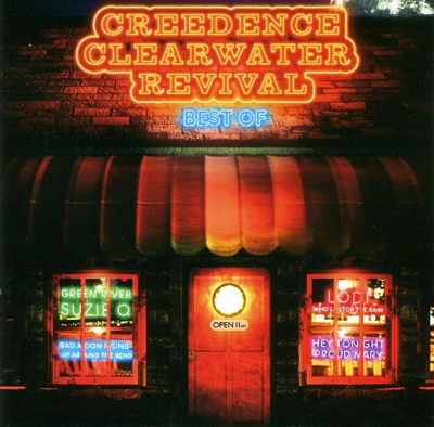 Creedence Clearwater Revival ‎– Best Of (2xCD)