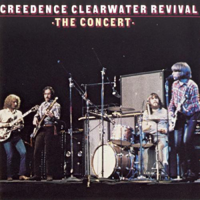 Creedence Clearwater Revival ‎– The Concert