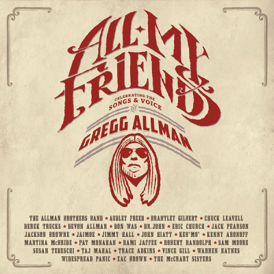 All My Friends: Celebrating The Songs & Voice Of Gregg Allman (2xCD)