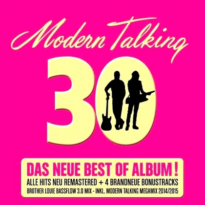 Modern Talking ‎– 30 (2xCD)