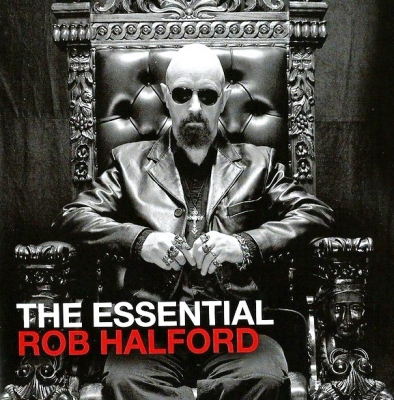 Rob Halford ‎– The Essential Rob Halford (2xCD)