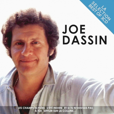 Joe Dassin ‎– La Selection (3xCD)