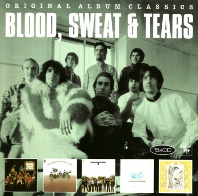 Blood, Sweat & Tears ‎– Original Album Classics (5xCD)