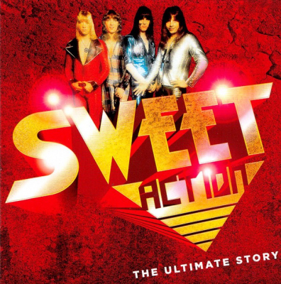 The Sweet ‎– Action (The Ultimate Story) (2xCD)