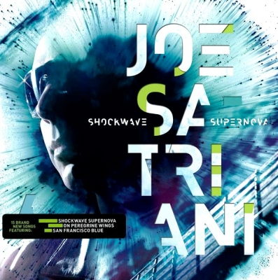 Joe Satriani ‎– Shockwave Supernova