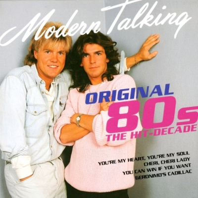 Modern Talking ‎– Original 80s - The Hit Decade (3xCD)