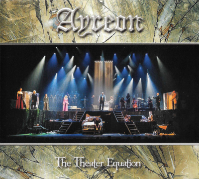 Ayreon ‎– The Theater Equation (2xCD+DVD, Limited Edition)